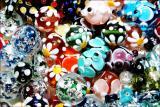Skleněné perle, autor: Valentová Iveta