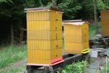 Včelí úly v Holenicích, autor: J. Kořínková